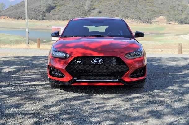 2019 Hyundai Veloster N Review – There's a New Face in the Game