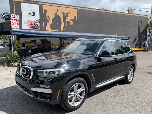 bmw x3 manual review