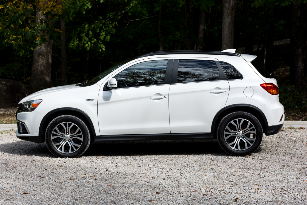 2018 Mitsubishi Outlander Sport Review – In the Shadows - The Truth