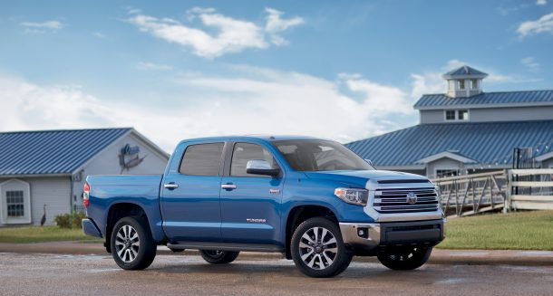 Much Has Been Made Of The Low Hanging Fringes Concealing New Tundra S Rear Underbelly But Speculation About An Independent Suspension Seems Far