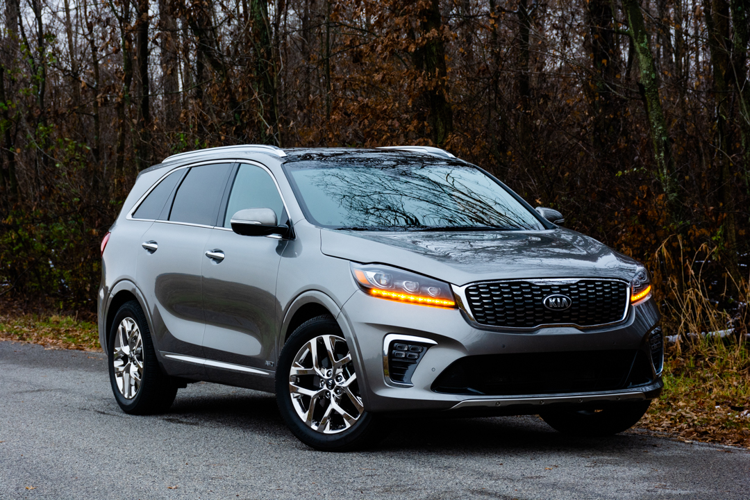 2019 kia sorento sxl v6 awd review head in the clouds the truth about cars. Black Bedroom Furniture Sets. Home Design Ideas