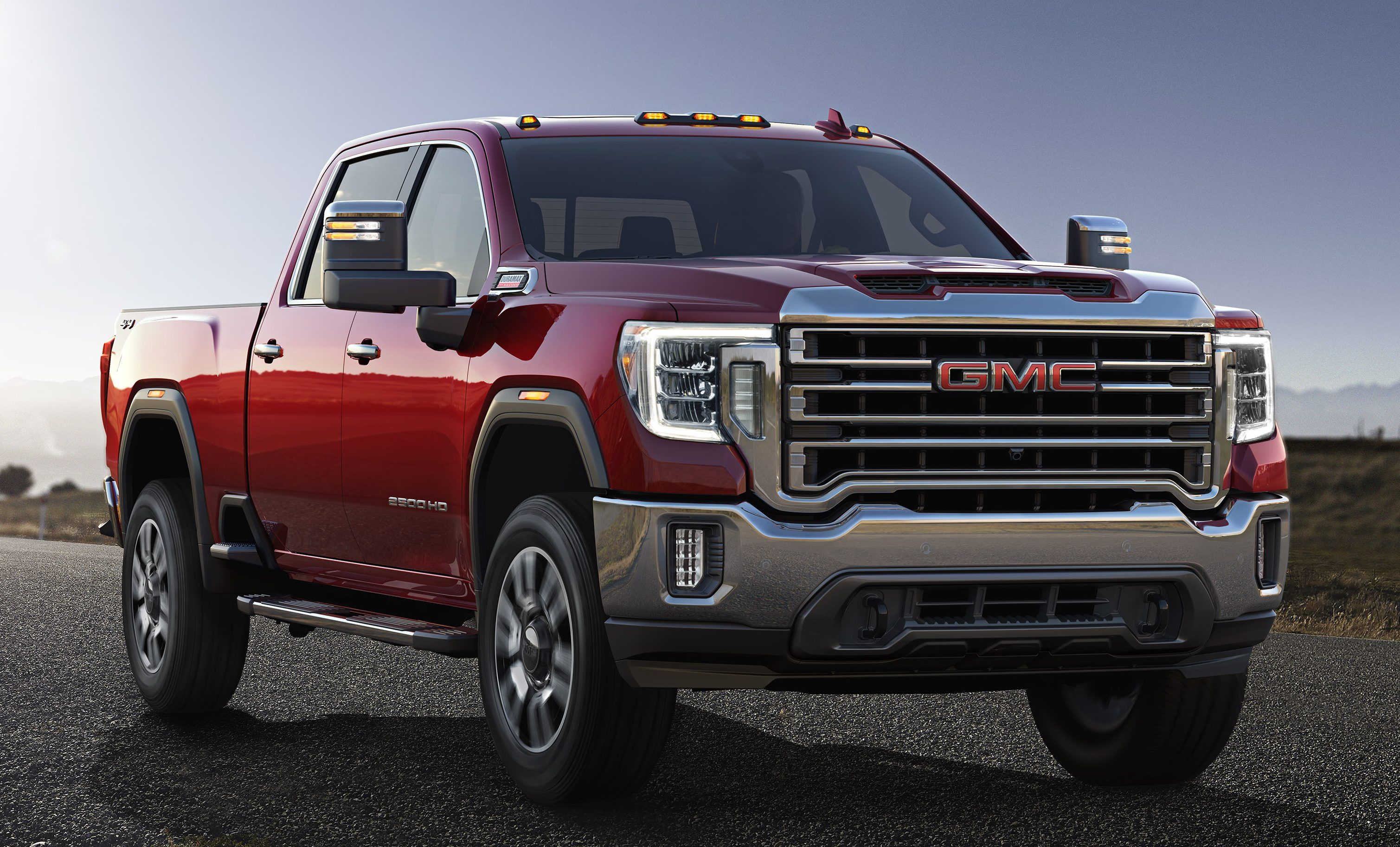 The Grille Next Door 2020 Gmc Sierra Heavy Duty The Truth ...
