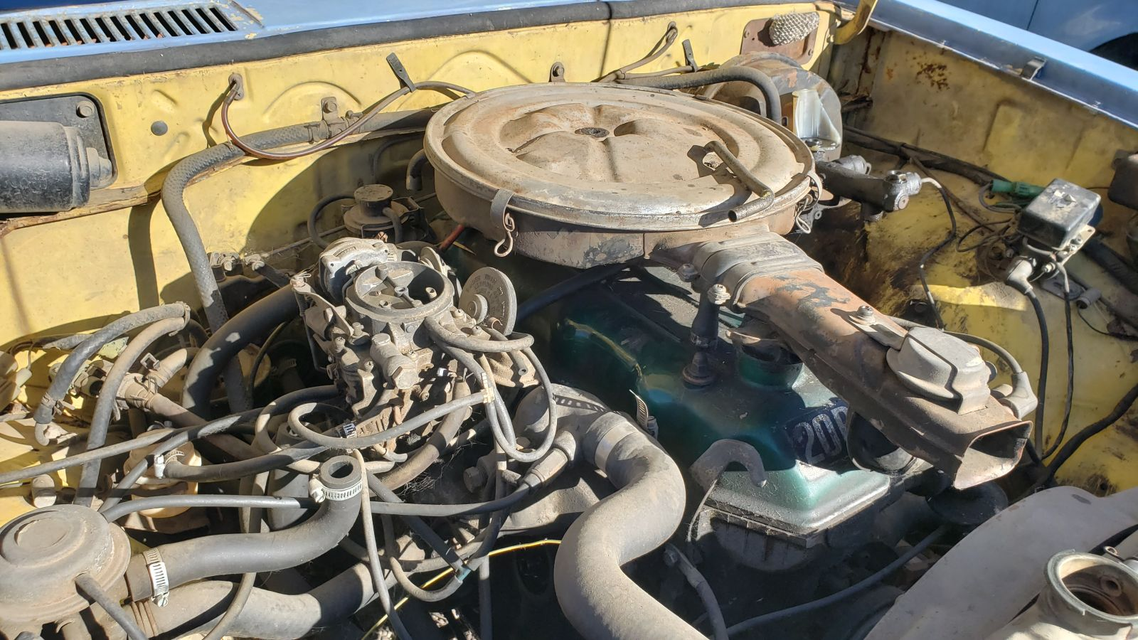 junkyard find: 1978 toyota truck - the truth about cars  the truth about cars