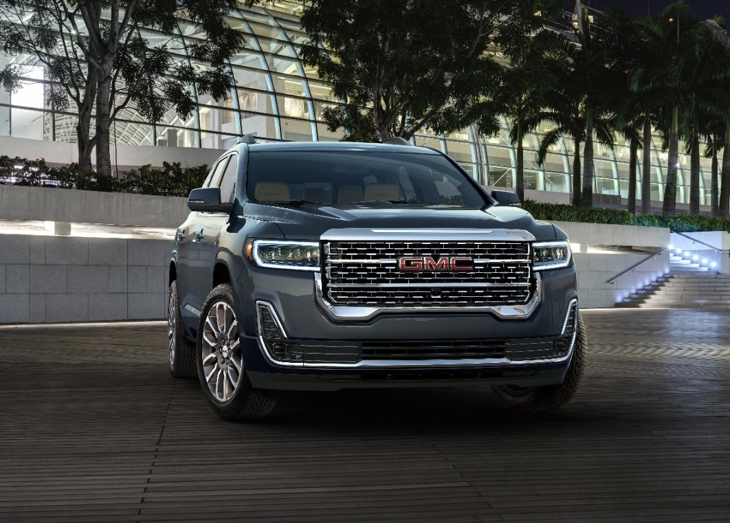 Subaru 2019 Legacy >> 2020 GMC Acadia: More Engines, More Speeds, More Grille - The Truth About Cars
