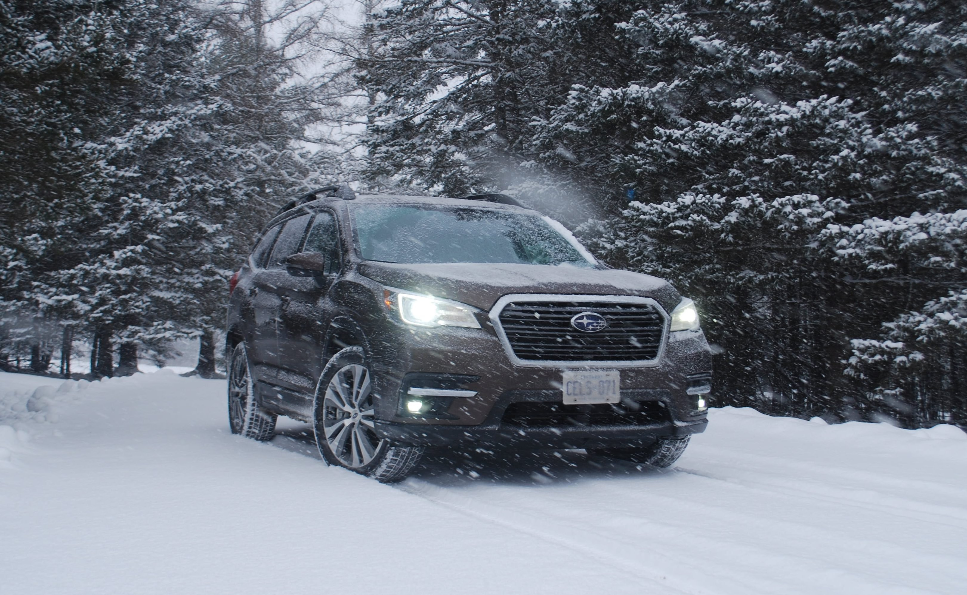 2019 Subaru Ascent Limited Review – Quirks & Quarks - The