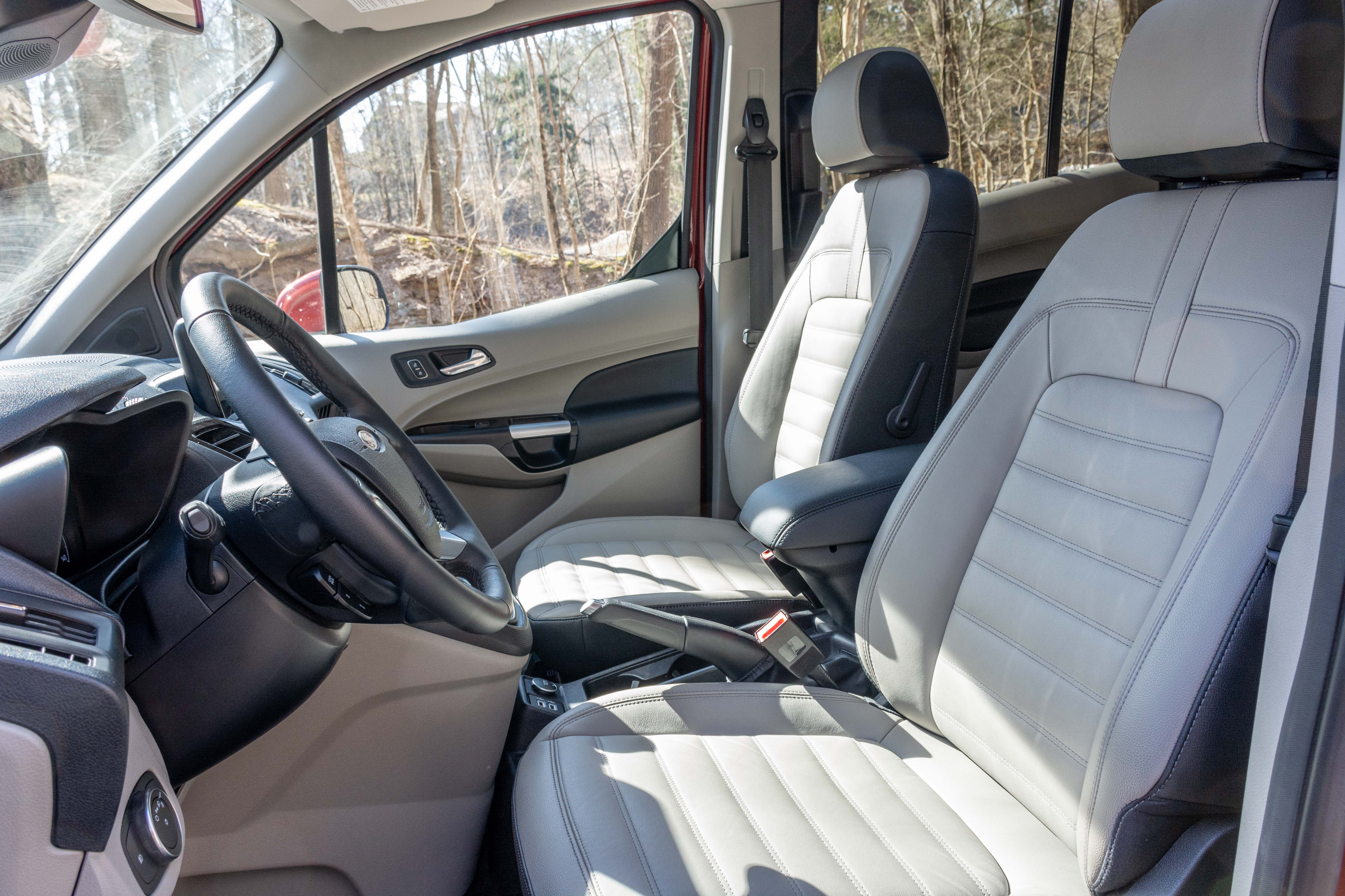 2019 Ford Transit Connect Wagon Review – The Clock Strikes