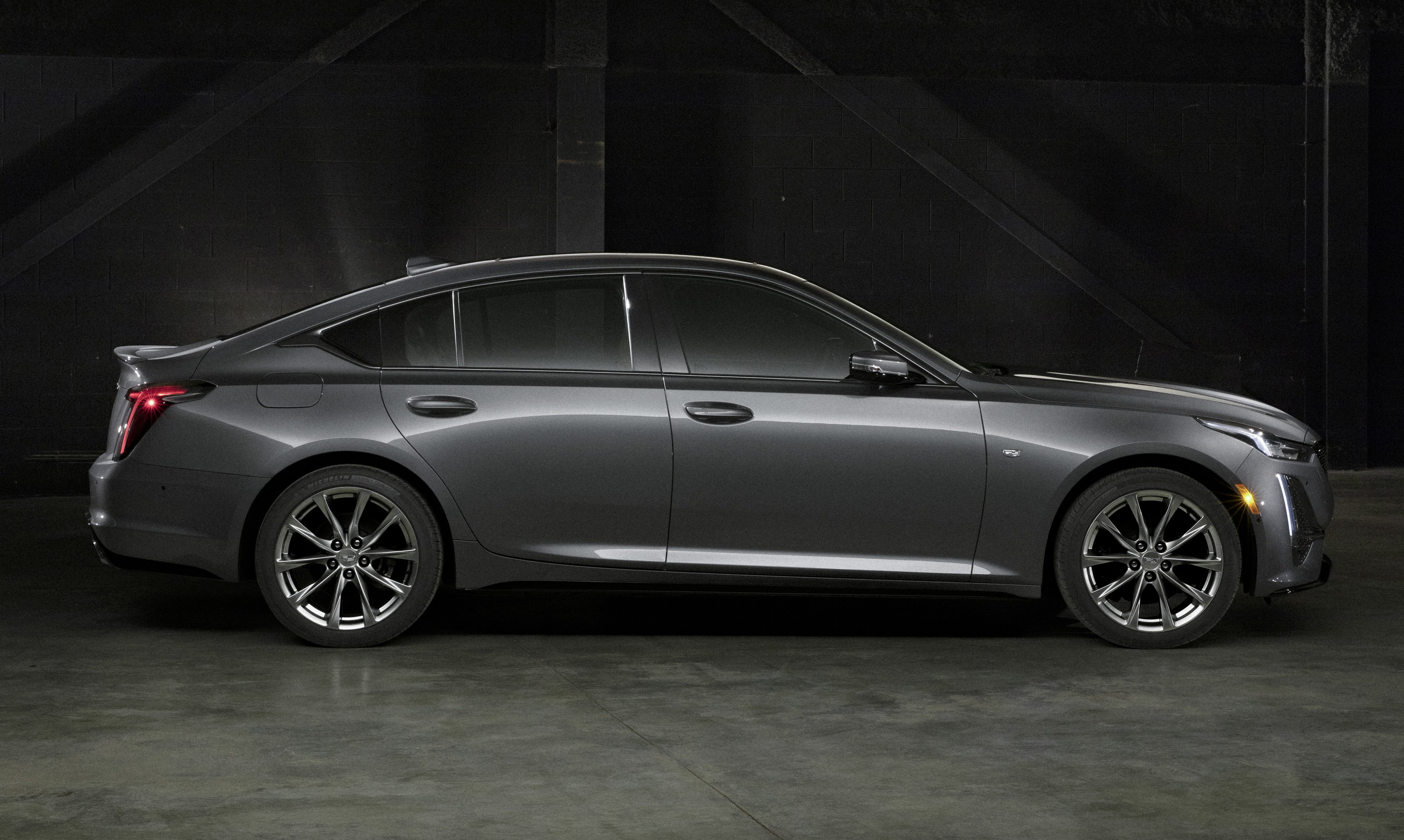 Listen Closely: Cadillac Reveals New 2020 CT5 Sedan - The Truth About Cars