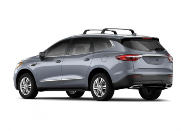 2019 Buick Enclave Roof Rack, Image: Buick