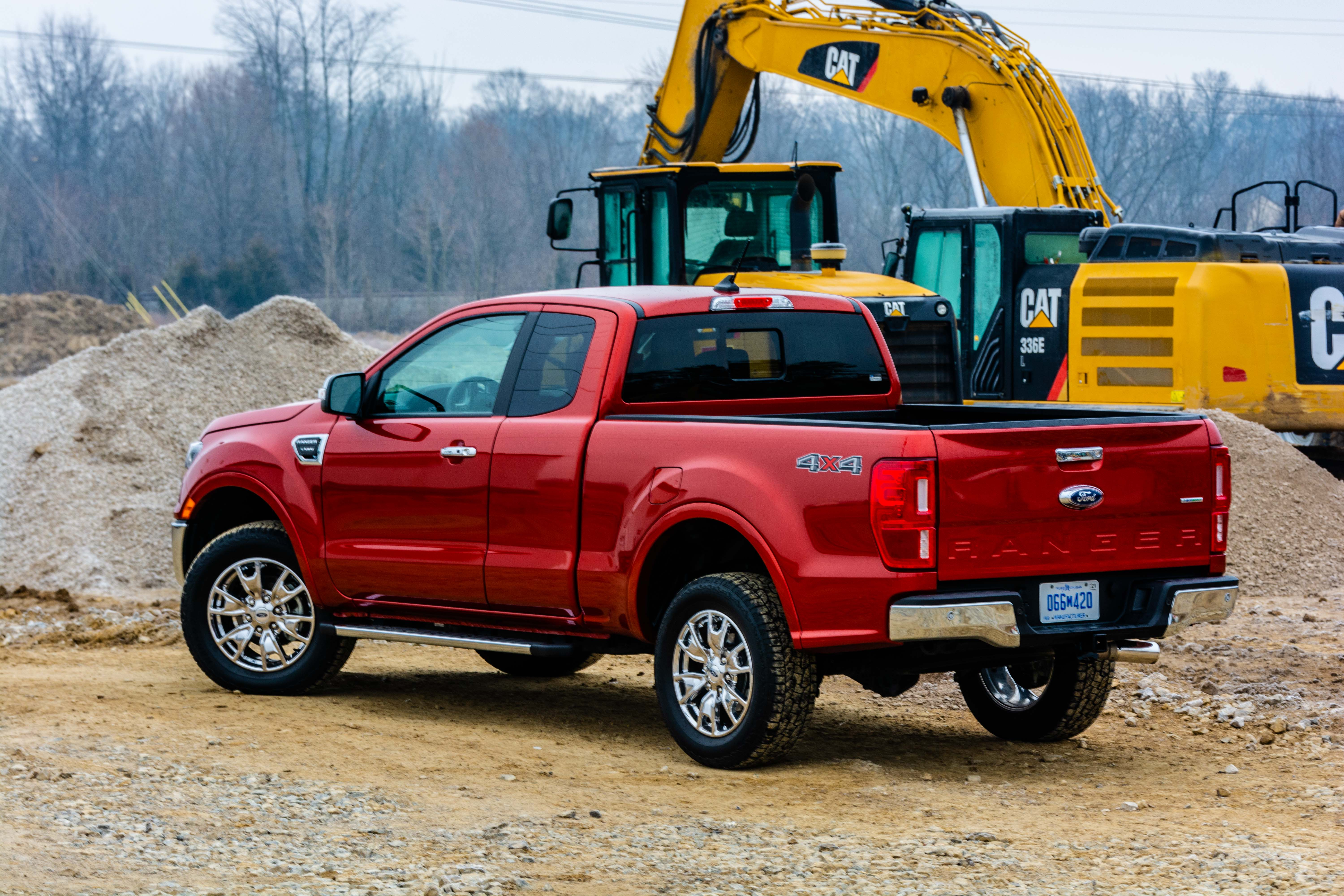 ford ranger review  tweener  truth  cars