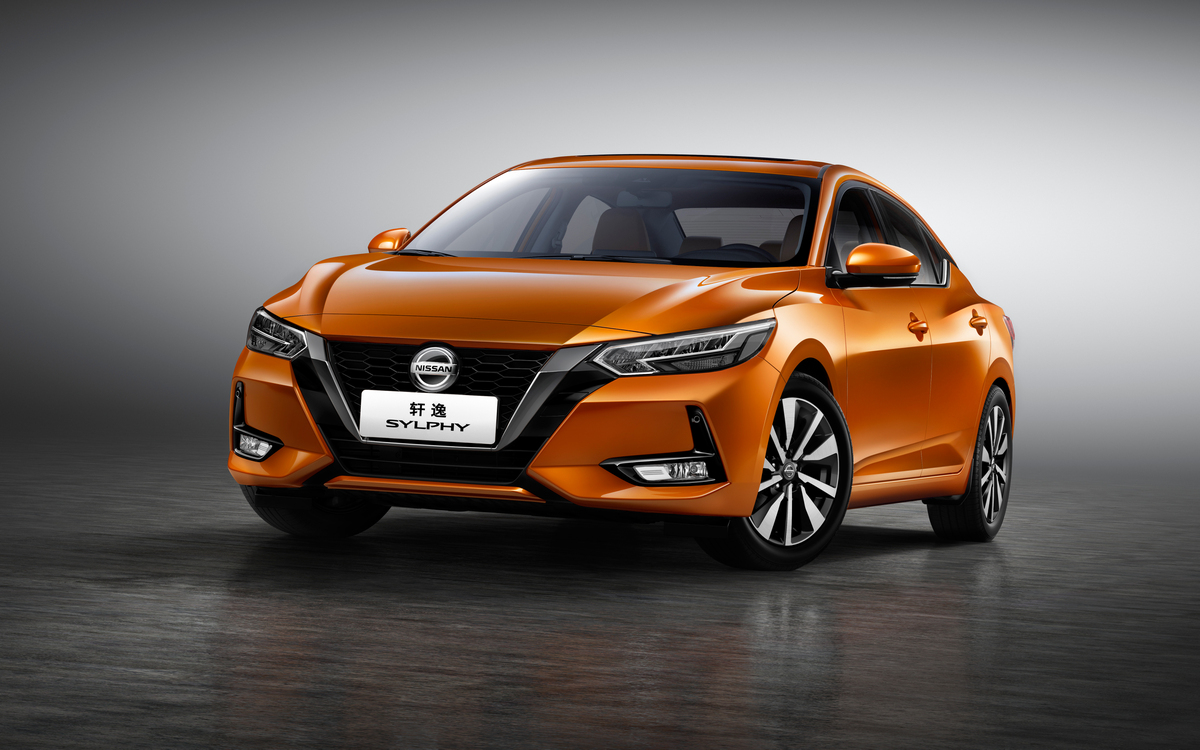 A Sentra By Another Name Appears In China The Truth