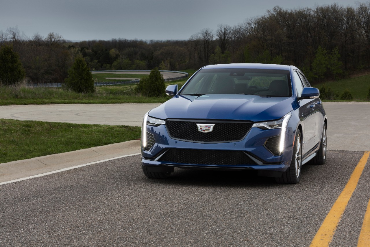 Cadillac Ct5 V And Ct4 V Alpha Males With A Weakness