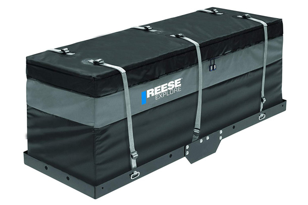 reese explore rainproof cargo tray bag