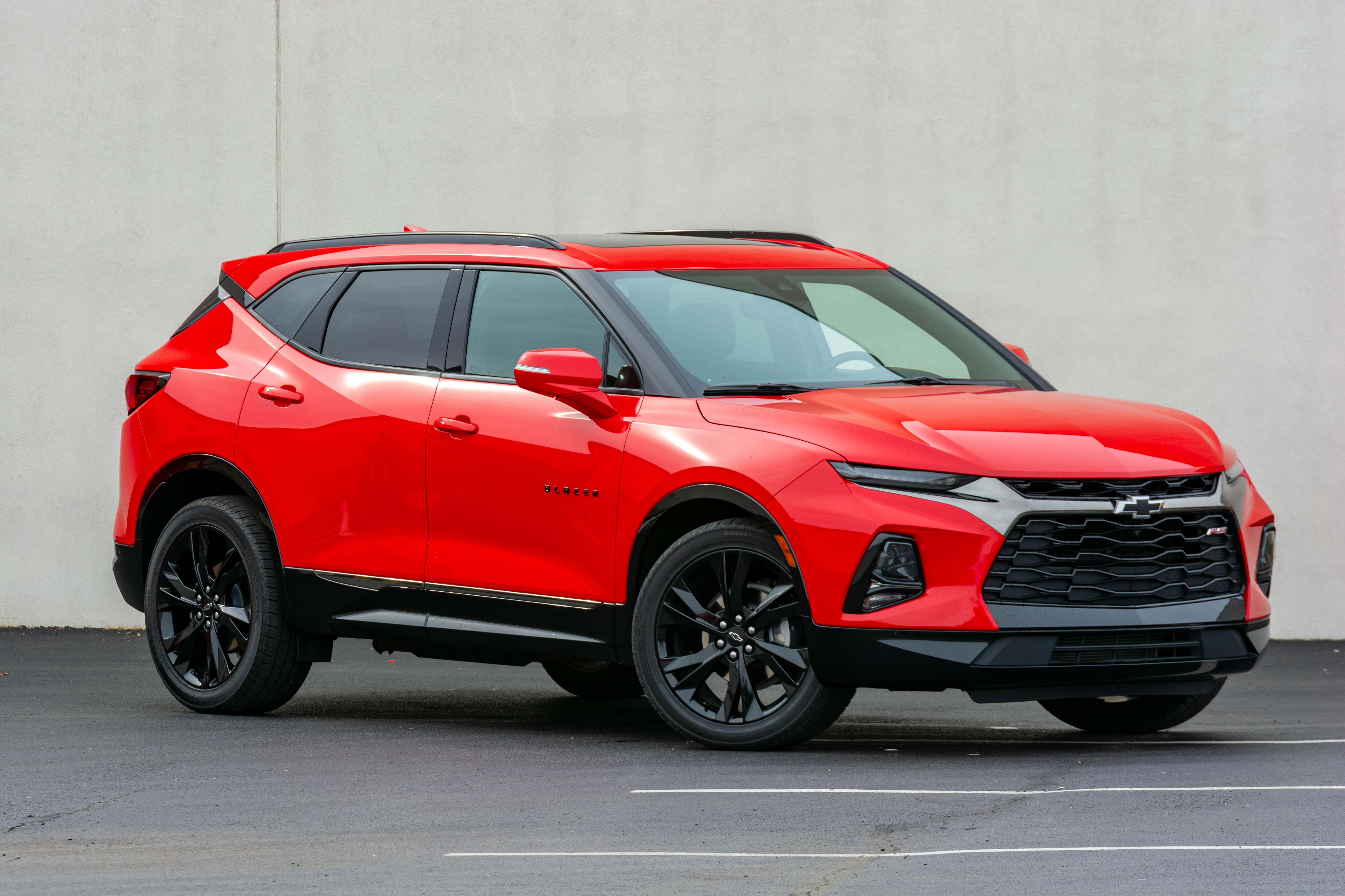 2019 Chevrolet Blazer Rs Awd Review Everybody S Talkin The Truth About Cars