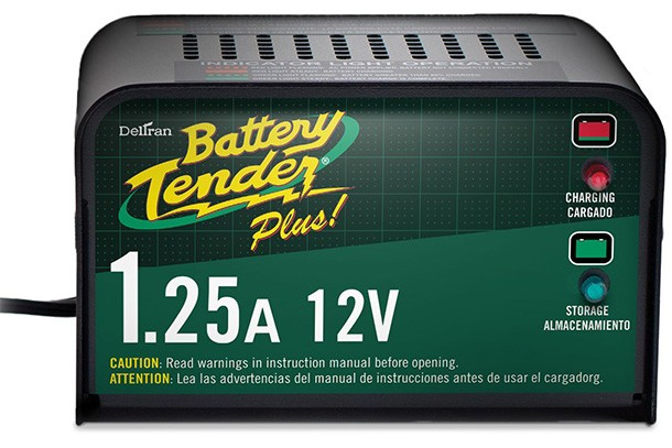 battery tender plus battery charger 021-1028