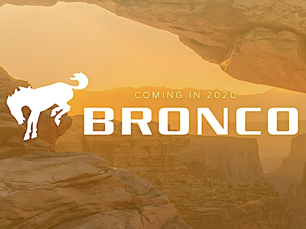 New Ford Bronco to Spawn Pickup Variant: Report