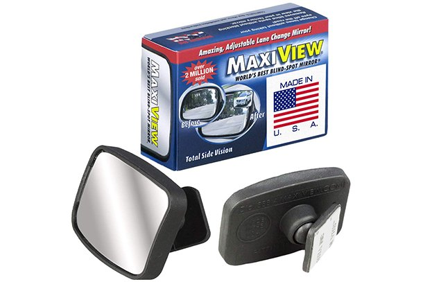 maxiview mirrors blind spot mirrors