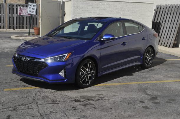 2019 Hyundai Elantra Sport Review – Making a Case for Saving the Manuals