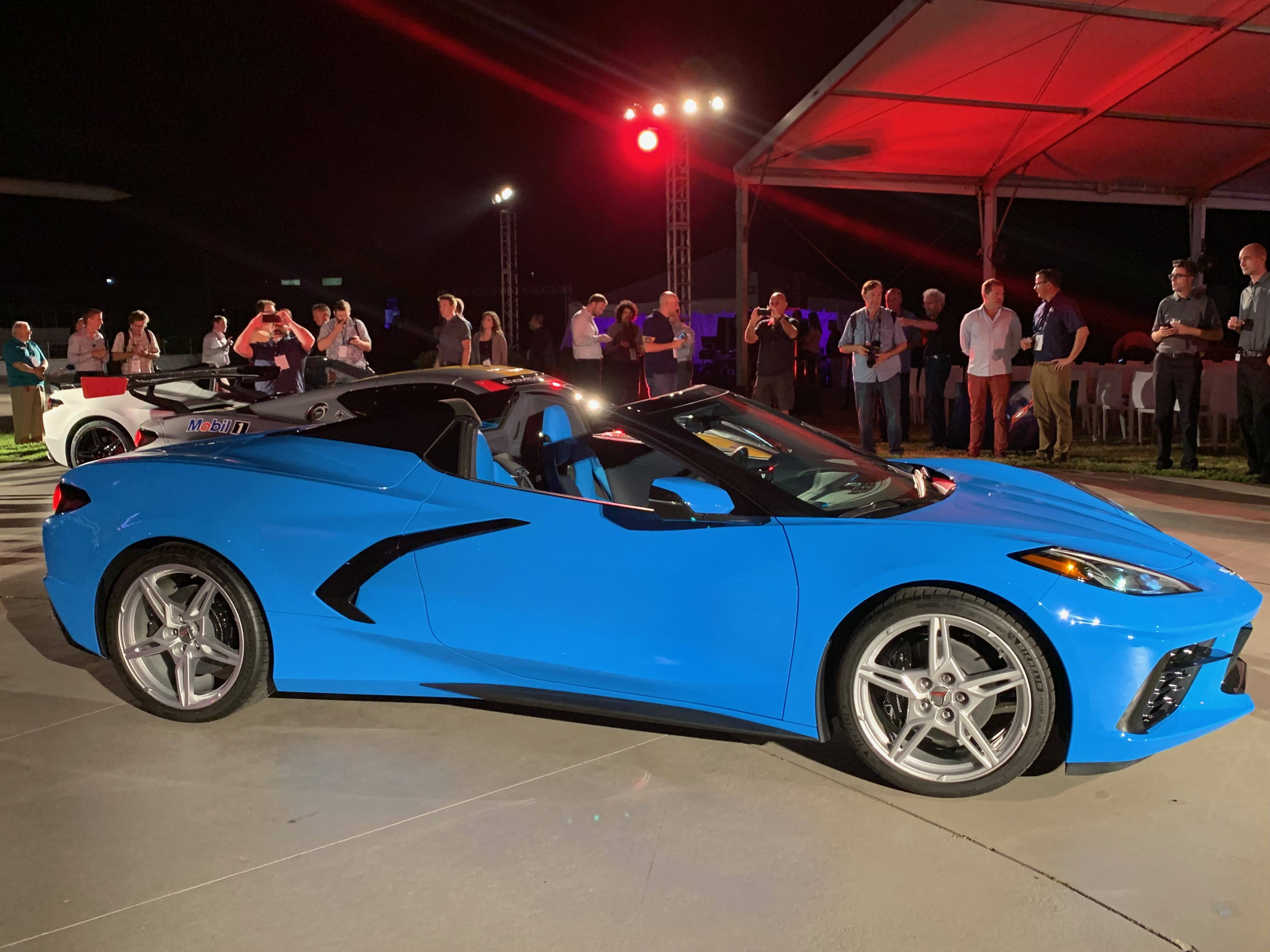 Chevrolet Reveals The Super Ugly Corvette C8 Convertible To The