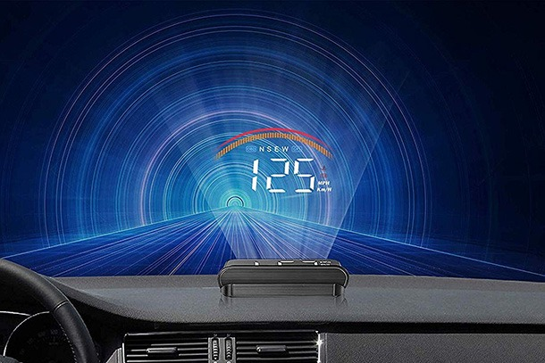 best head up displays
