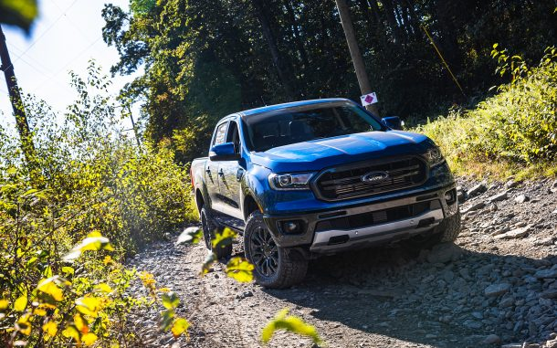 Trail Trek Tour 2019 - 2019 Ford Ranger FX4 (1) - Image: Ford