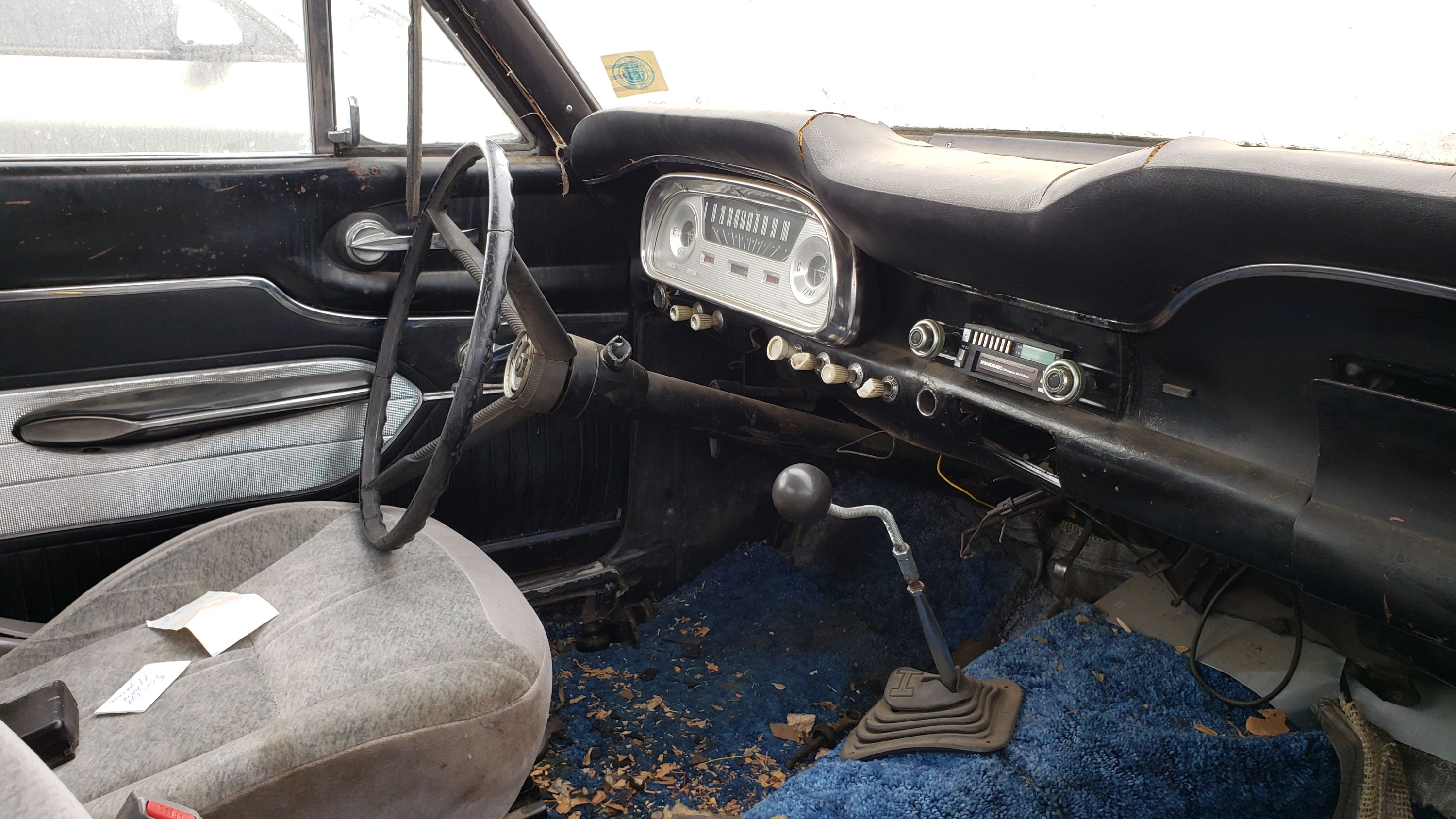 Junkyard Find 1961 Ford Falcon Ranchero The Truth About Cars