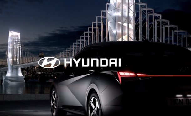 Working An Angle 2021 Hyundai Elantra Teased The Truth About Cars