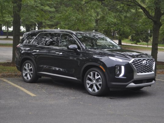 2020 Hyundai Palisade SEL AWD Review – Silk Road