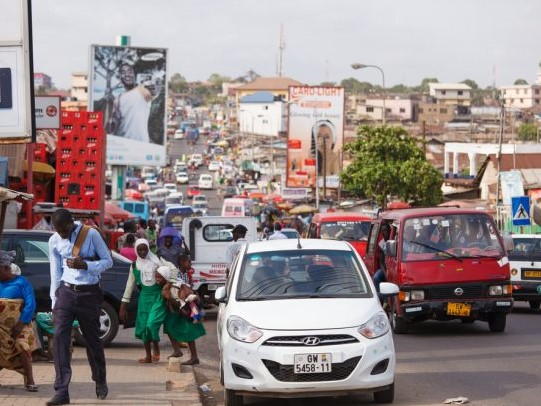 Ghana Have Factories: African Nation Bans Importation of Old Cars