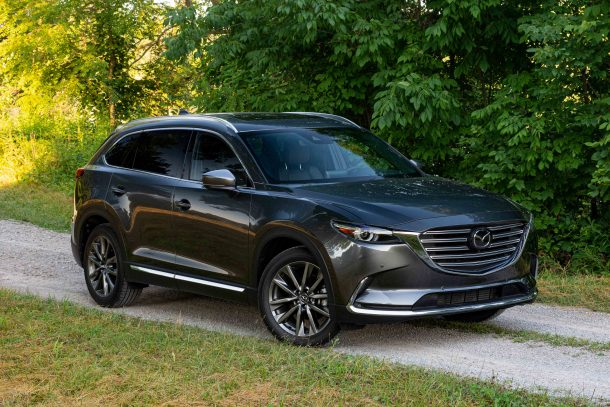 2020 Mazda CX-9 Review – Tasty, but Too Easily Filled