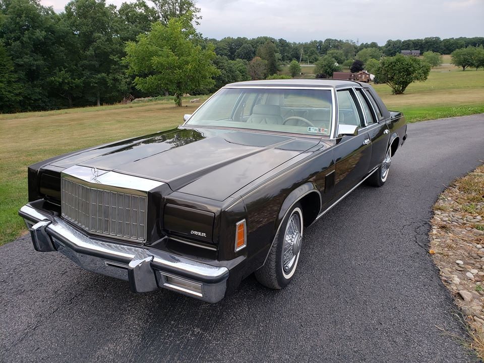 Rare Rides: The 1979 Chrysler New Yorker Fifth Avenue Edition, Last of Large