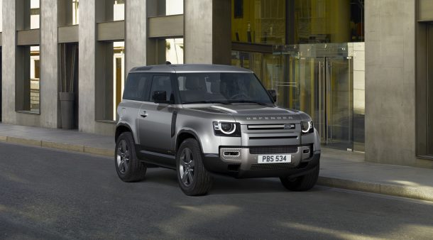 2021 Land Rover Defender X-Dynamic Euro model