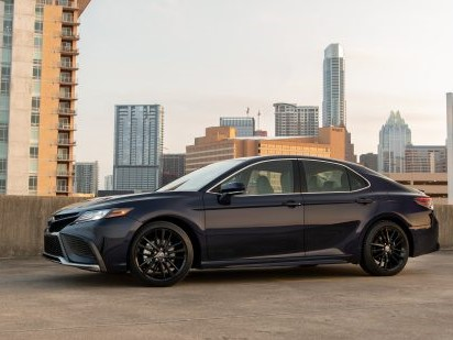 Killer Instinct: The Toyota Camry's positive post-shutdown pandemic performance in a segment that's still dying a little bit on the inside