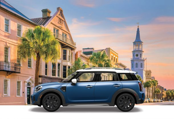 Mini Countryman Oxford Edtion. Image: Mini