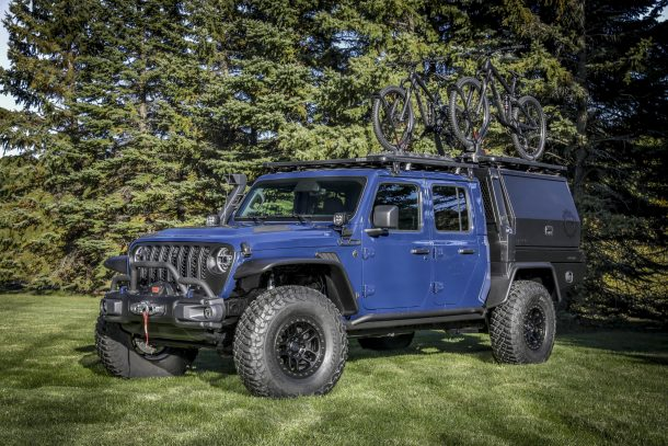 customized Jeeps