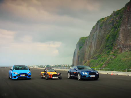 """The Grand Tour's """"A Massive Hunt"""" Episode Sums Up a Show Well Past its Prime"""
